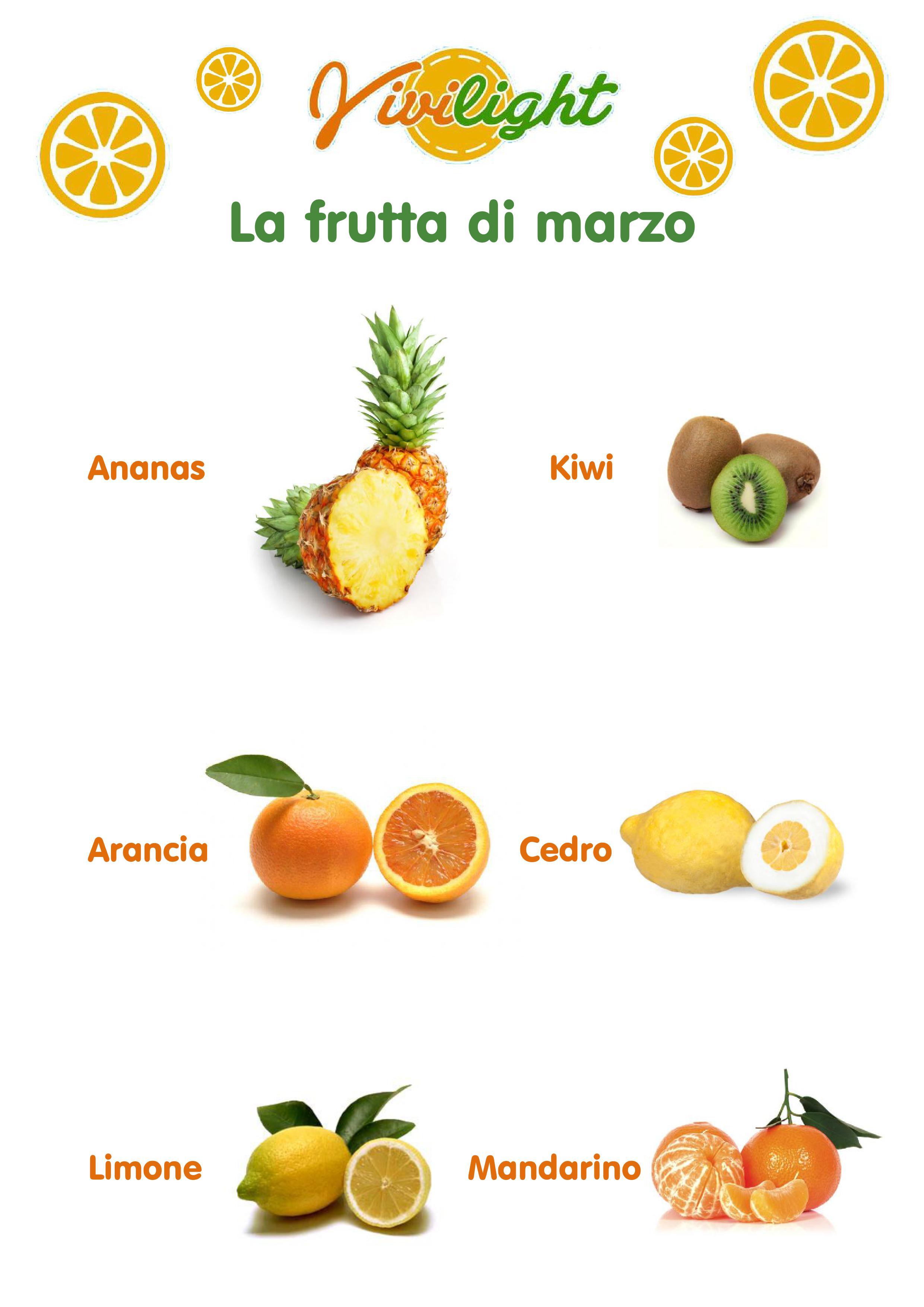 frutta di marzo